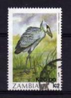 Zambia - 1987 - Whale-Headed Stork - Used - Zambie (1965-...)
