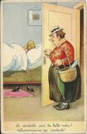 Le Contrôle Par La Belle-mère !  -  Schoonmama Op Controle ! - Humour