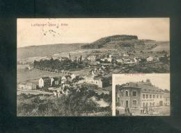 Allemagne AK - Luftkurort Daun I. Eifel ( Vue Générale - Hotel Eifeler Hof  Cachet De Metz ) - Daun