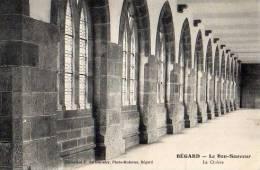CPA  Bégard - France