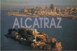 SAN  FRANCISCO  .Bagne D' ALCATRAZ . - Prison