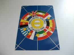 Parlamento  Europeo 17 Giugno 1984 Elezioni - Parteien & Wahlen