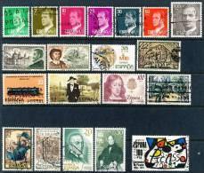 Spain Small Collection Of 20 Stamps Very Fine Used - Spain