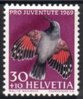 Zu J 230 PRO JUVENTUTE 1969 ** / MNH - Ungebraucht
