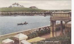 BARRY - COLD KNAPP - THE LAKE - Glamorgan