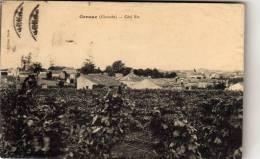 GENSAC - Côté Est Les Vignes - Libourne