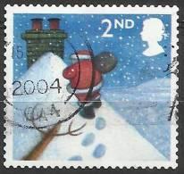 Gran Bretagna - Queen Elizabeth - 2004 SG 2495 - Used/usato - 1952-.... (Elisabetta II)