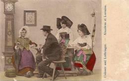 ALSACIENS ET LORRAINS REF 28549 - Costumi