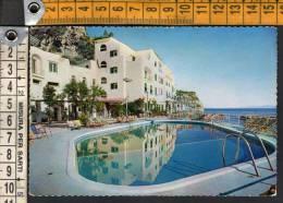 E1516 Lacco Ameno ( Napoli ) - Hotel Sporting - Edizione Di Meglio /  Viaggiata 1958 - Italia