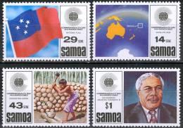Samoa 1983 Commonwealth Day MNH** - Lot. 945 - Samoa