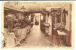 AZAY LE RIDEAU -  Hotel Du Grand Monarque - Azay-le-Rideau