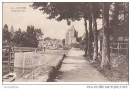56 - JOSSELIN / BORDS DE L'OUST - Josselin
