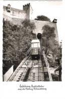 Österreich - Salzburg - Drahtseilbahn Auf Die Festung Hohensalzburg - Train - Eisenbahn - Bahn - Zug - Seilbahn - Österreich
