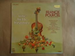 FRANCK POURCEL ET  GRAND ORCHESTRE / UNE BELLE HISTOIRE - Instrumental