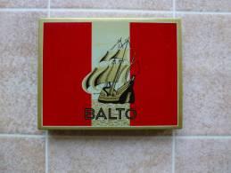 ANCIENNE BOÎTE À CIGARETTES ++BALTO++ - Schnupftabakdosen (leer)