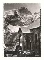 Cp, 05, La Grave-en-Oisans, Eglise Romane Du Village Des Terrasses - France
