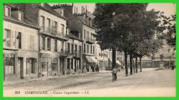 -252-COMPIEGNE- Cours Guynemer- (recto Verso) - Compiegne