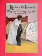 Robbing The Innocent 1915 Cancel ===   Ref  638 - Bandes Dessinées
