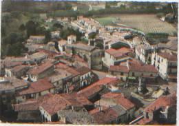 Hérault, Castelnau Le Lez, En Avion Au-dessus De..., Vue Générale, Place De La Liberté , Editions Lapie N°6 - Castelnau Le Lez
