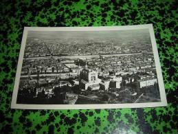 CPA CPSM 69 LYON - Basilique Et Tour Métallique De Fourviere 1955 - Lyon