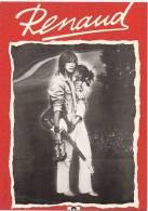 Carte Postale D'artiste / Movie Star Postcard - Renaud (#4843) - Muziek En Musicus