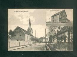 Allemagne - AK - Grüss Aus LEGELSHURST ( Bahnhofswirtschaft  Ed. Kurt Görtz 1430) - Otros