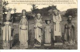Moncontreau-le Saints Guerisseurs De Notre Dame Du Haut - Moncontour