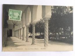 CARTHAGE - Chez Les Pères Blancs - Tunisie