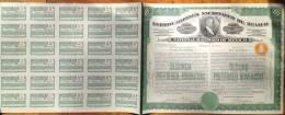 FERROCARRILES NACIONALES DE MEXICO  NATIONAL RAILWAYS OF MEXICO  24.12.1925 - Railway & Tramway
