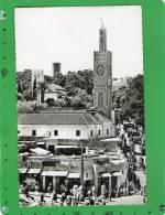 TANGER LE GRAND SOCCO ET LA MOSAIQUE - Tanger