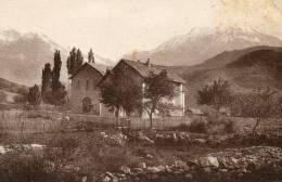 (11)  SAVINES - Usine Génératrice - Andere Gemeenten