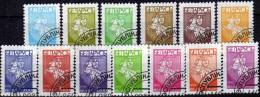 Staats-Wappen I-IV 1992 Weißrußland #14 Bis 34 O 5€ 0,30-150 Rbl. Ritter Mit Schild Zu Pferde History Wap Set Of Belarus - Belarus
