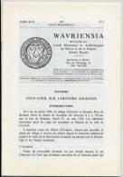 Wavriensia 46 4 (1997) - Historia