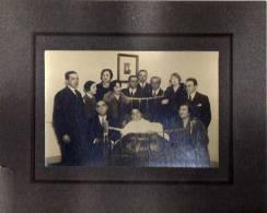 LA ULTIMA FOTO CON TODA SU FAMILIA RARE CIRCA DE 1900  OHL - Anonymous Persons