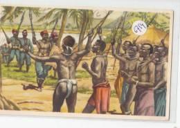 VP  Format CPA  - Congo Belge - Image Pub ( Produits  Anco) Selon Double Scan - Reclame