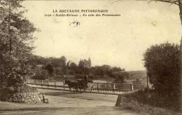 22 - SAINT BRIEUC Un Coin Des Promenades - Saint-Brieuc
