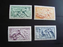 FRANCE : Série Neuve ** - Sans Trace De Charnière - N° 859/862 - 1949 - France