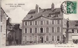 MENDE(48) / LA LOZERE / Hôtel De Ville / Petite Animation - Mende