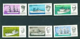 POLAND  -  1980  Merchant Navy School  Mounted Mint As Scan - 1944-.... Republic