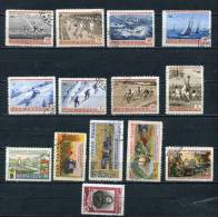Russia/USSR 1954 Accumuliation Used Complete Sets - 1923-1991 USSR
