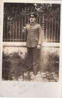 Wavrin Soldats Allemands 17.6.1917 Grande Guerre Véritable Photo Privee Photo Cartes Non Circulee Tres Bien Etat - Lille
