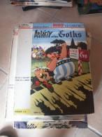 EO ASTERIX ET LES GOTHS COLLECTION PILOTE UDERZO GOSCINNY - Asterix