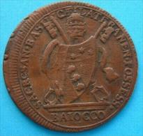 Vaticano  Pio VII 1800-1823  Baiocco  1801 - Vatican