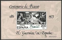1981-ED.2631 H.B.-GUERNICA.PICASSO.ARTE.-NUEVO- - Blocks & Sheetlets & Panes