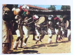 AFRIQUE DU SUD - Danses Folkloriques ZOULOU - Südafrika