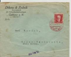 =Ceskoslowensko 1930 - Briefe U. Dokumente
