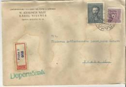 =Ceskoslowensko 1938 - Briefe U. Dokumente