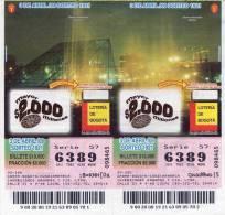 Lote 718, Colombia, Loteria, Lottery, Centro Interactivo Maloka - Billetes De Lotería