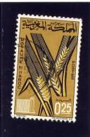 MOROCCO. 1966,  USED # 133, GRAINS - Maroc (1956-...)
