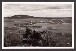 SN69) Arjeplog - Real Photo Postcard - Sweden